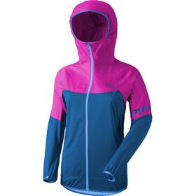 Dynafit Transalper Light Jas Dames roze/blauw